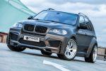 Prior Design BMW X5 E70 PD5X Widebody Breitbaukit Bodykit Stylingkit Front
