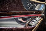Prior Design Mercedes-Benz S-Klasse PD800S Luxus Limousine V6 V8 V12 AMG Biturbo W222 Bodykit Carbon Aerodynamikkit Lounge Krokodilleder Nappaleder Alcantara Humidor Flatscreen Interieur Innenraum Fond Rücksitze