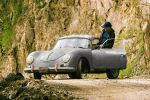 Porsche 356 Matt Hummel Scheunenfund Patina Oldtimer Front Seite