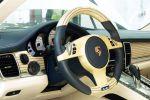Edo Competition Porsche Panamera Turbo Moby Dick 4.8 V8 Biturbo Innenraum Interieur Cockpit