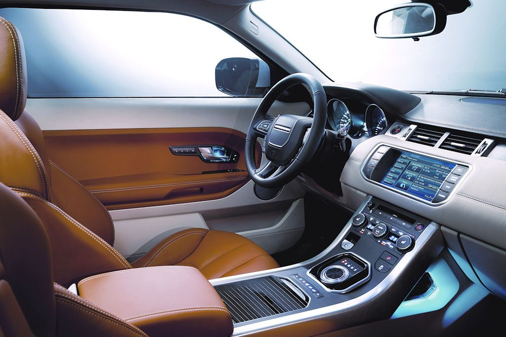 range rover evoque premium kompakt suv startet mitte september 2011 seite 1 speed heads. Black Bedroom Furniture Sets. Home Design Ideas