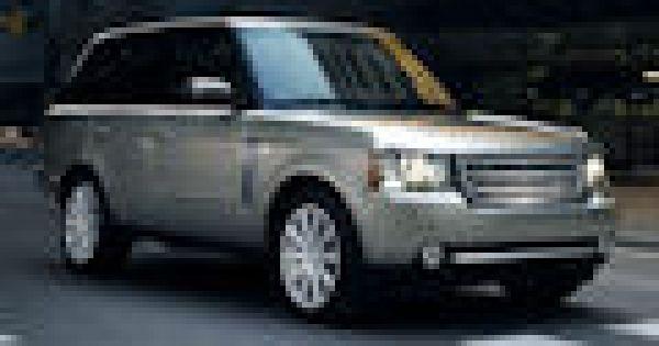 range rover im modeljahr 2010 luxus in perfektion speed. Black Bedroom Furniture Sets. Home Design Ideas