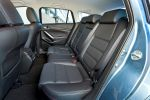 mazda 6 kombi sports-line test - wagon 2013 2.5 skyactiv-g i-eloop kondensator pre crash rvm afs scbs hbc ldws interieur innenraum fond rücksitze