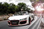 Regula Tuning Audi R8 V10 Spyder Spider Cabrio 5.2 V8 Carbon Bodykit Oxigin Oxrock Front