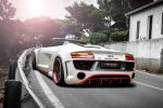 Regula Tuning Audi R8 V10 Spyder Spider Cabrio 5.2 V8 Carbon Bodykit Oxigin Oxrock Heck