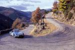 Renault Alpine A110 Berlinette Criteriuem des Cévennes 1966 Sportwagen Leichtbauweise Front Seite
