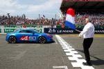 Renault Alpine Celebration Concept Sportwagen Leichtbauweise Vierzylinder Turbo Le Mans Seite
