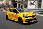Renault Clio RS 16 Kleinwagen 2.0 Turbobenziner Performance Sportversion Front Seite