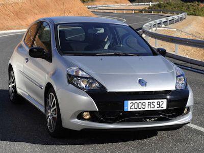 Renault Clio Sport 16V 200 Rennsemmel