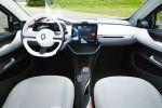 Renault Eolab 1 Liter Auto ZE Hybrid Dreizylinder Benzinmotor Elektromotor Interieur Innenraum Cockpit Touchscreen