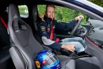 Renault Megane RS Red Bull Racing RB8 Sebastian Vettel 2.0 Turbo Sport RS Monitor 2.0 R-Link Interieur Innenraum Cockpit