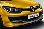 Renault Sport Megane RS Trophy 275 TCe 2.0 Turbo Titanauspuffanlage Akrapovic Front Luftleitelement
