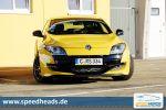 Renault Sport Megane RS 2.0 Turbo 16V Sachsenring Track Day Rennstrecke Front Ansicht