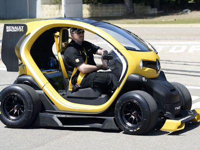 renault twizy f1 concept elektro geschoss mit formel1 technik speed heads. Black Bedroom Furniture Sets. Home Design Ideas