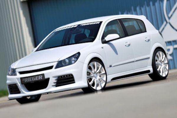 Rieger Opel Astra: Sportliche Schärfe in bester Tradition - Speed Heads