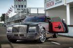 Rolls-Royce Bespoke Chicane Phantom Coupe 6.75 V12 Dubai Goodwood Circuit Front