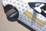 zf advanced urban vehicle 2015 test forschungsfahrzeug opel agila lenkung zusatzlenker autonomes einparken einschlagwinkel smart parking assist tablet smartwatch elektromotor prevision cloud assist probefahrt fahrbericht review verdict