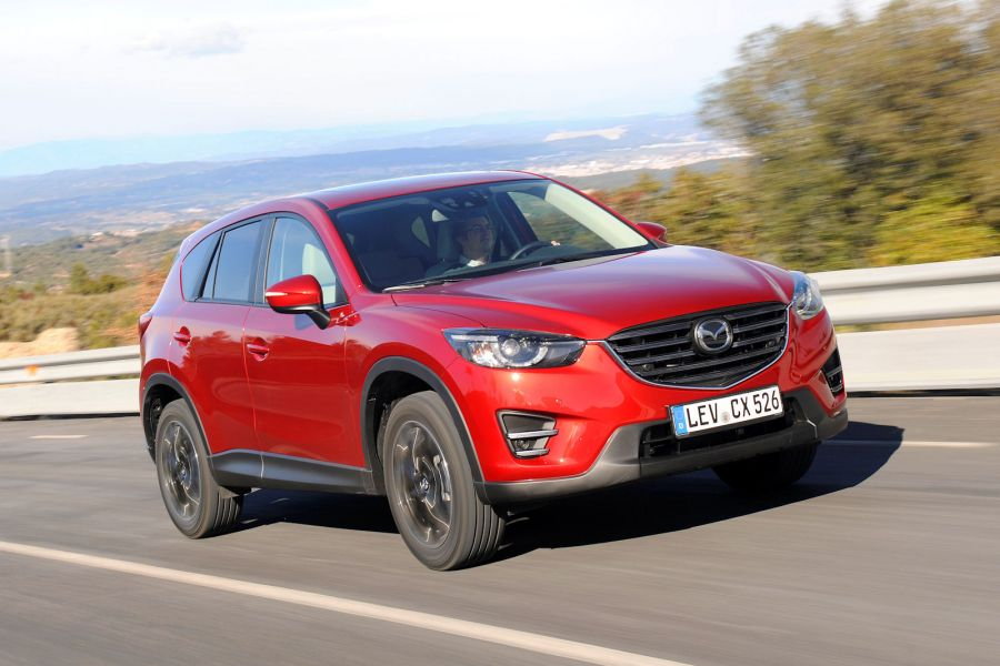 mazda cx 5 skyactiv g 192 awd sports line der top motor. Black Bedroom Furniture Sets. Home Design Ideas
