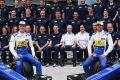 Sauber setzt auch für die Saison 2016 auf Marcus Ericsson und Felipe Nasr