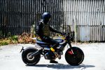 Scrambler Ducati SC-Rumble Pirelli MT 60 RS Vibrazioni Art Design Custombike