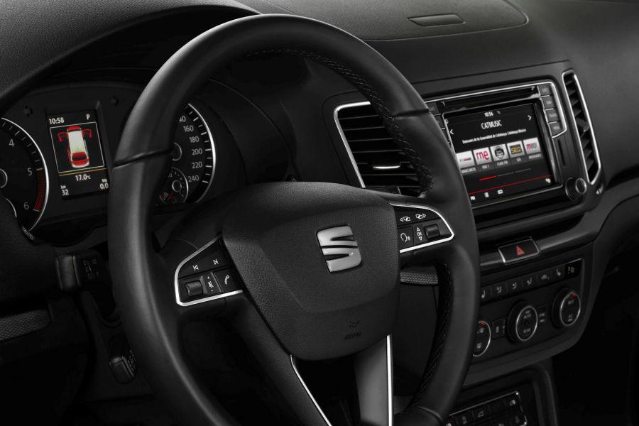 Seat alhambra 2015 facelift mit dicken preisvorteilen for Innenraum design app