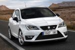 Seat Ibiza Cupra Facelift 1.4 TSI DSG Seat Portable System Sport Performance XDS ASR MSR Front Ansicht