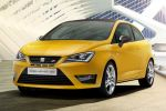 Seat Ibiza Cupra Concept 1.4 TSI XDS Sportcoupe Seat Portable System Front Seite Ansicht