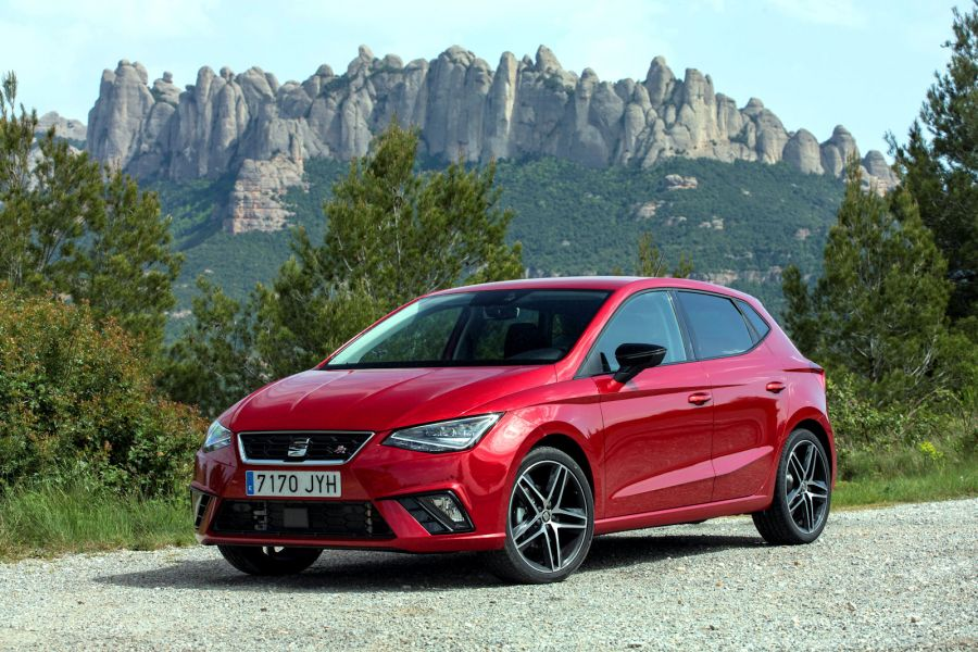 seat ibiza fr 2018 was rei en drei zylinder im sport test speed heads. Black Bedroom Furniture Sets. Home Design Ideas