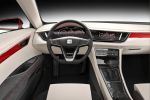 Seat IBL Concept Limousine Plug In Hybrid Sport Travel Efficiency Interieur Innenraum Cockpit