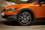 Seat Leon Cross Sport Kompakt SUV Crossover Cupra 2.0 TSI Turbo Benziner Allrad Rad Felge