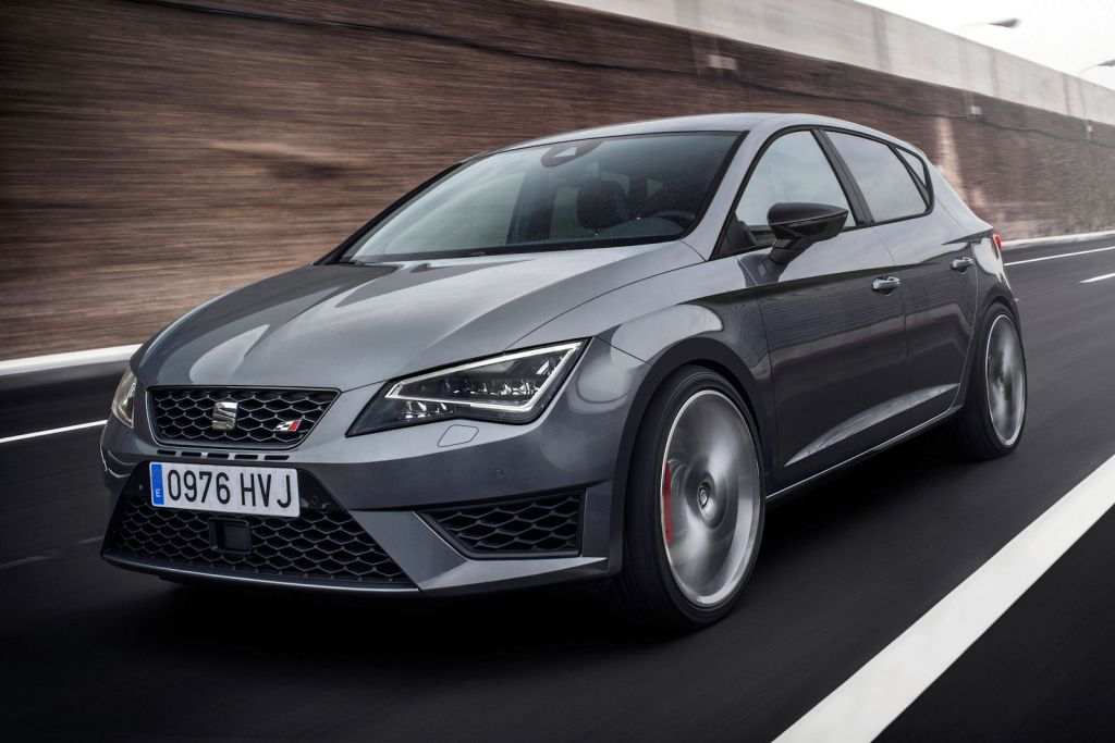 seat leon cupra 290 2016 neue top version alle daten. Black Bedroom Furniture Sets. Home Design Ideas
