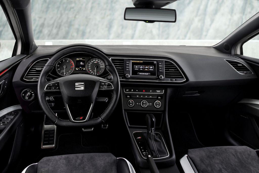 seat leon cupra 290 2016 neue top version alle daten und preise speed heads. Black Bedroom Furniture Sets. Home Design Ideas