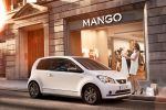 Seat Mii by Mango Fashion Mode Style Kleinstwagen City Glam Beige1.0 Dreizylinder Front Seite