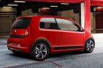 Seat Mii FR Concept Kleinwagen City 1.0 Dreizylinder ASG Heck Seite Ansicht