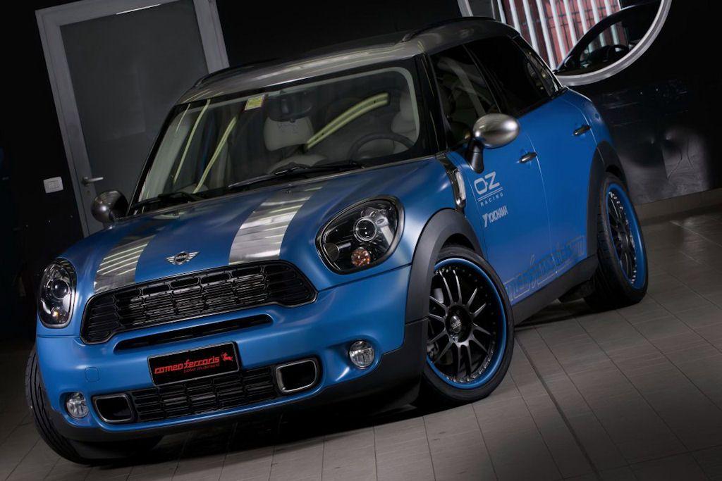 Mini Cooper Suv >> Mini Countryman 150th Anniversary by Romeo Ferraris: Das ...