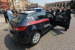Seat Leon 2.0 TDI Polizei Italien Polizia di Stato Carabinieri Panzerung Diesel Panther Gazelle Heck Seite