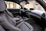 BMW 1er M Coupe M1 Innenraum Interieur Cockpit Sportsitze ConnectedDrive iDrive