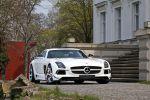 SGA Aerodynamics Mercedes-Benz SLS AMG 6.2 V8 Black Series Bodykit Front