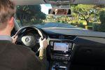 skoda rapid 1.2 tsi green tec ambition test - turbo diesel start stopp kompakt limousine kofferraum columbus familie preis kessy simply clever spurhalte assistent einparkfunktion touchscreen interieur innenraum cockpit