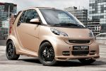 Smart Brabus Tailor Made by WeSC Fortwo Cabrio Dreizylinder Turbo Street Fashion Streetstyle Front Seite Ansicht