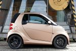 Smart Brabus Tailor Made by WeSC Fortwo Cabrio Dreizylinder Turbo Street Fashion Streetstyle Seite Ansicht
