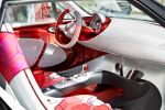 Smart Forstars SUC Sports Utility Coupe Beamer Kino Elektromotor Electric Drive Interieur Innenraum Cockpit
