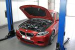 Speed-Buster BMW M5 30 Jahre F10 30 Jahre M5 Tuning Leistungssteigerung Chiptuning Box Competition Paket 4.4 V8 Twin Power Turbo Front