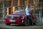 cadillac ats coupe awd 2015 test 2.0 turbo allrad premium luxus automatik tour sport cue cadillac user experience safety alert seat smartphone probefahrt fahrbericht review front
