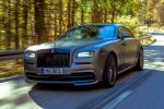 Spofec Rolls-Royce Wraith Novitec V12 Power Sport Coupe Leistungssteigerung Tuning Bodykit Front