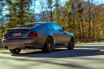Spofec Rolls-Royce Wraith Novitec V12 Power Sport Coupe Leistungssteigerung Tuning Bodykit Heck Seite