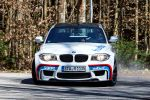 Sportec BMW 1er M Coupe 3.0 Reihensechszylinder TwinPower Turbo Biturbo SP10 forged Öhlins Front