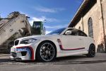 Sportec BMW 1er M Coupe 3.0 Reihensechszylinder TwinPower Turbo Biturbo SP10 forged Öhlins Front Seite