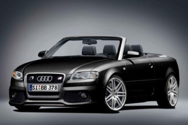 Sportive Leistungskur Für Audi A4 Cabrio Speed Heads