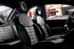 Fiat 500 TwinAir Plus 0.9 Zweizylinder Turbo MultiAir Dualogic Eco Interieur Innenraum